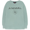 Dog Kids Sweatshirt Blue Animal