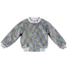 Sequin Bomber - Multi Colored