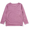 Washed Up Ls Tee - Washed Dusty Pink