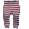 Striped Cosy Pant - Pink/Navy Stripe