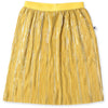 Shimmer Skirt - Yellow/Silver