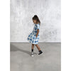 Seashells Dress - Light Blue