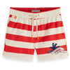 Striped Swim Shorts | Keoni