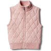 Chilli Fleck Knitted Vest