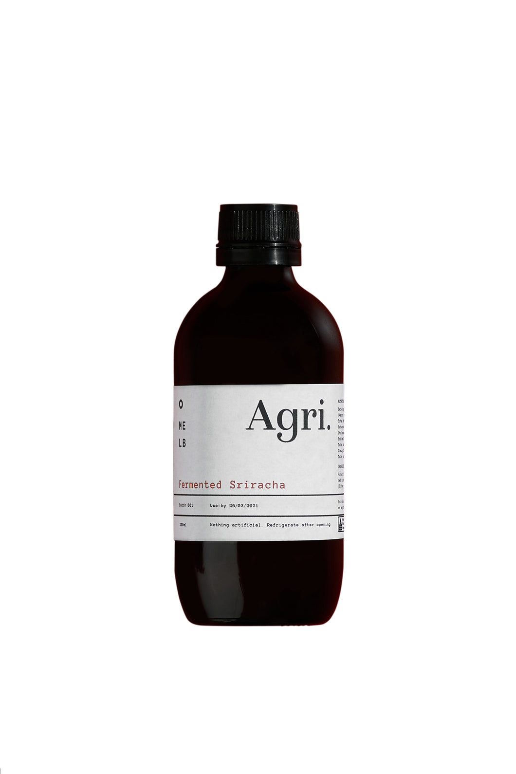 Fermented Sriracha by Agri Produce