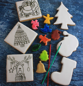 Christmas Biscuits for Santa