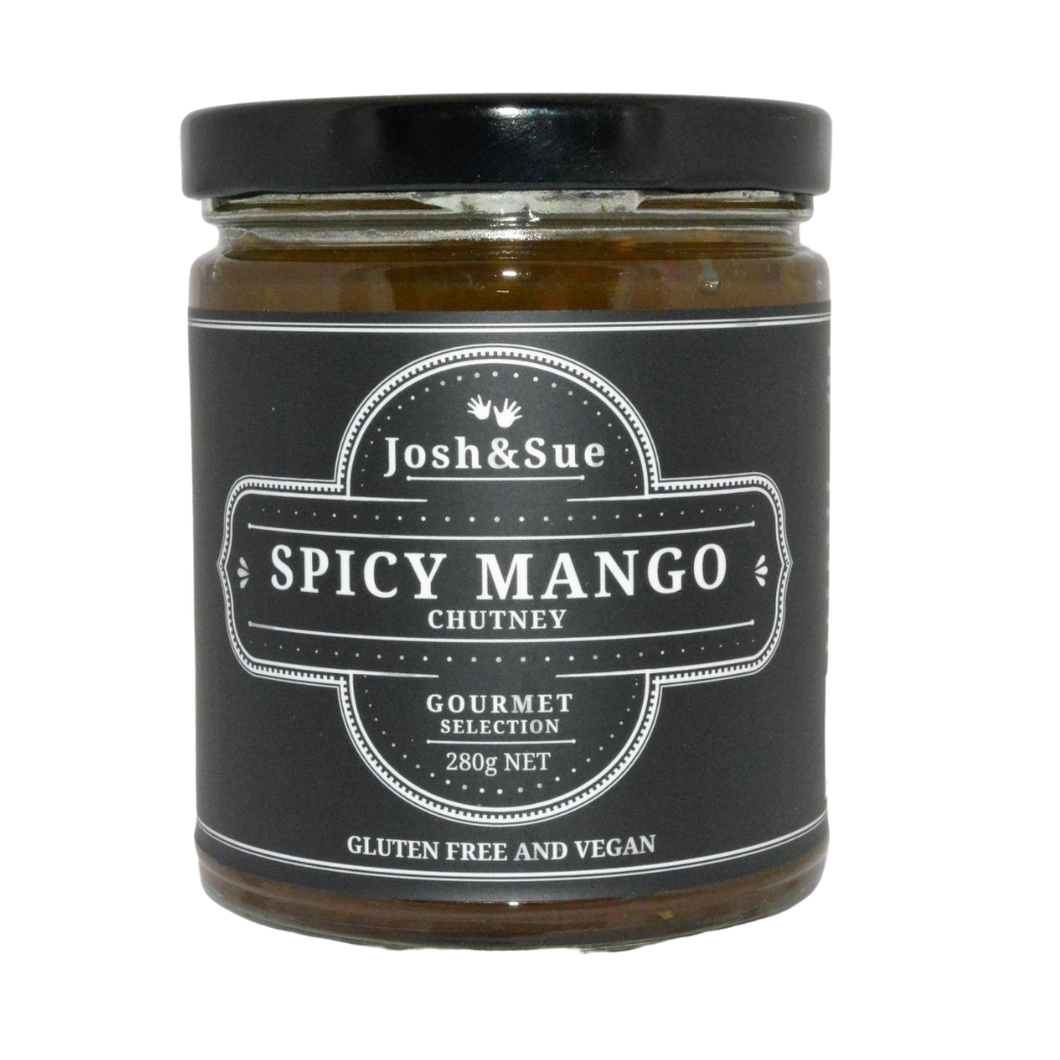 Josh&Sue Spicy Mango Chutney
