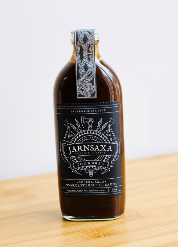 Worcestershire Sauce by Jarnsaxa Sublime Elixirs