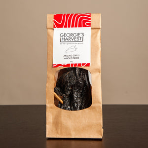 Ancho Chilli Whole Dried