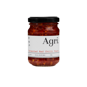 Fermented Red Chilli Paste by Agri Produce