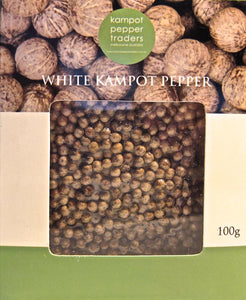 Kampot Pepper Traders - White Kampot Pepper