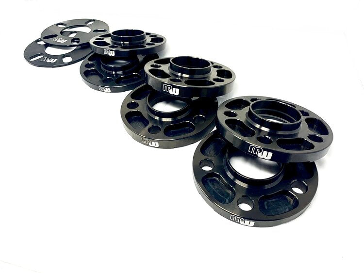 Hub-centric (66.5) Wheel Spacers: 5 x 112 - 12.5mm