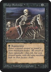 Drudge Skeletons [Limited Edition Alpha] | Journey's End Games
