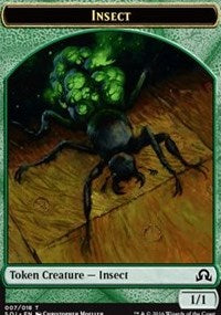 Insect Token [Shadows over Innistrad Tokens] | Journey's End Games