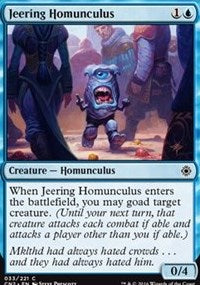 Jeering Homunculus [Conspiracy: Take the Crown] | Journey's End Games