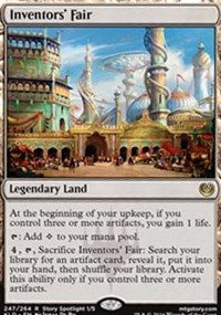 Inventors' Fair [Kaladesh] | Journey's End Games