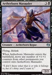 Aetherborn Marauder [Kaladesh] | Journey's End Games