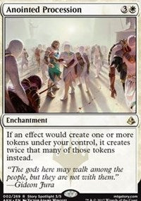 Anointed Procession [Amonkhet] | Journey's End Games