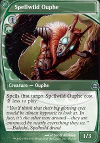 Spellwild Ouphe [Future Sight] | Journey's End Games
