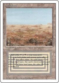 Scrubland [Revised Edition] | Journey's End Games