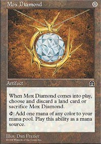 Mox Diamond [Stronghold] | Journey's End Games