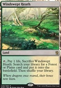 Windswept Heath [Khans of Tarkir] | Journey's End Games
