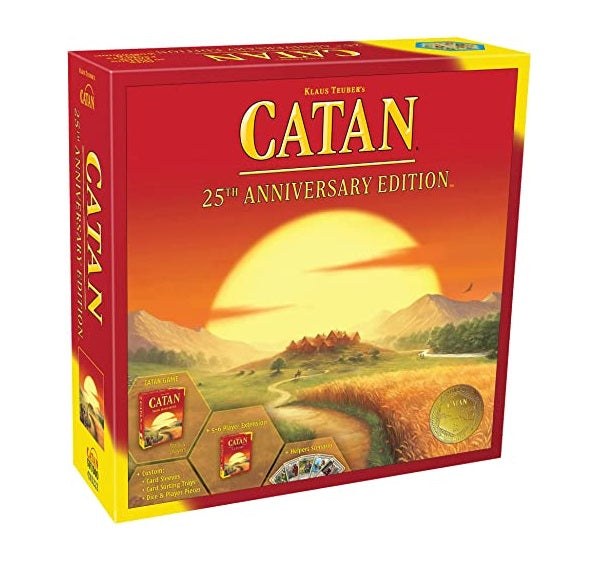 Catan - 25th Anniversary Edition | Journey's End Games