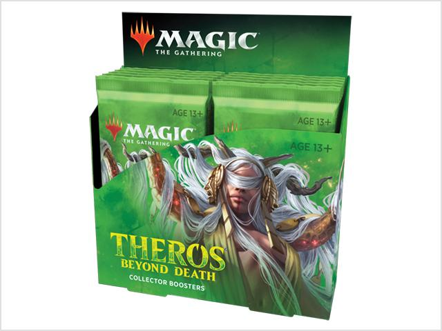 Theros Beyond Death Collectors Booster Box | Journey's End Games