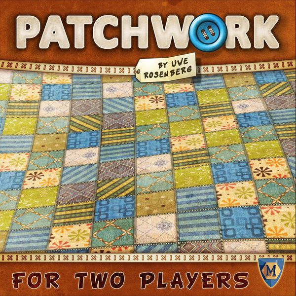 Patchwork | Journey's End Games