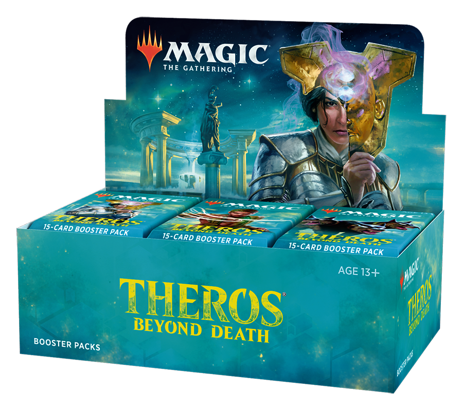 Theros Beyond Death Draft Booster Box | Journey's End Games