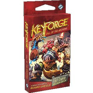 KeyForge Call of the Archons! Archons Deck | Journey's End Games