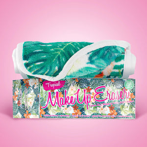 The Original MakeUp Eraser - Tropical Print