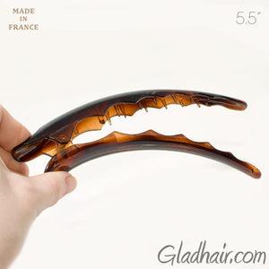 Large Shark (Concord) Salon Beak Clip Tortoise Shell - 1 piece