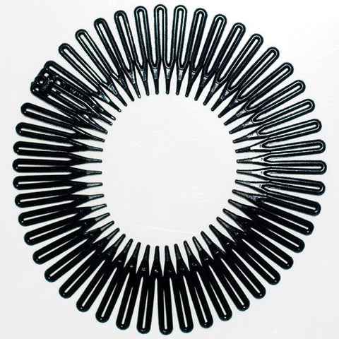 Flexi Comb Headband (made in France) - 1 piece