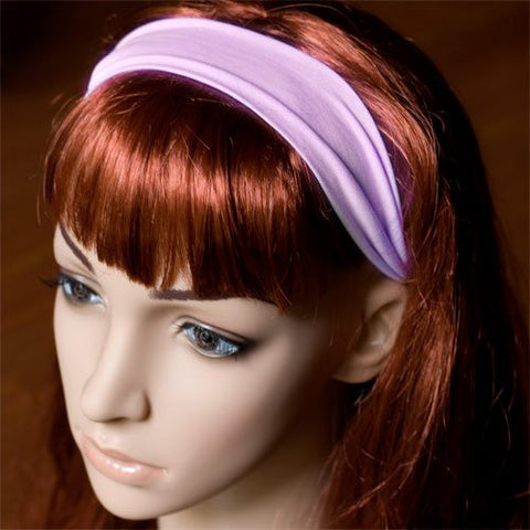 Pastel Colored Bandeau Hair Band Adult Sized