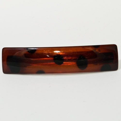 Rectangular Tort Barrette
