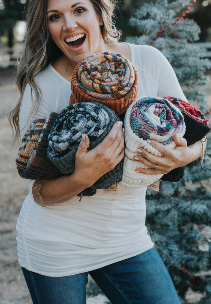 Beanie And Scarf Gift Set
