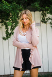 A Sweet Love Ruffle Sleeve Cardigan