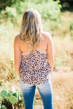 Believe In Love Dotted Lace Cami