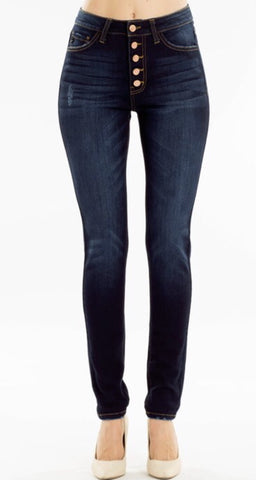 The Katie High Rise Kan Can Jeans