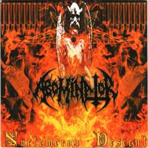 Abominator - Nuctemeron Descent CD