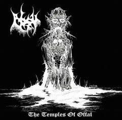 Absu - The Temples of Offal/Return of the Ancients CD