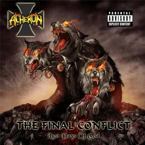 Acheron - The Final Conflict - Last Days of God CD