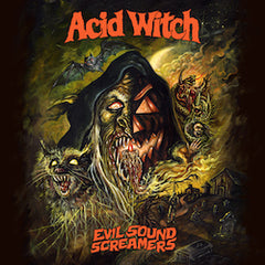 Acid Witch - Evil Sound Screamers CD