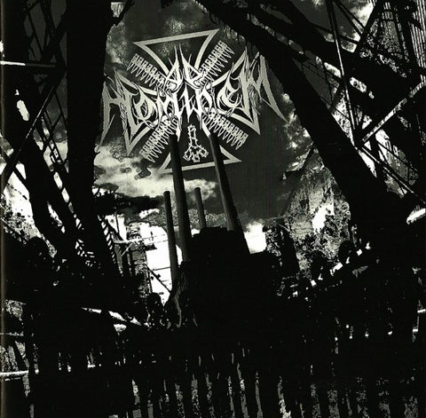 Ad Hominem - Climax of Hatred CD