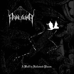 Adalruna - A Wolf in Hallowed Places CD