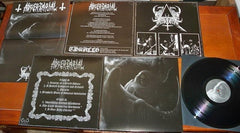 Adversarial - Prophetic Plain of Abyssal Revelation LP