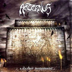 Aeternus - A Darker Monument CD