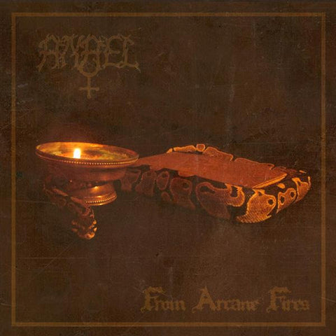 Anael - From Arcane Fires CD