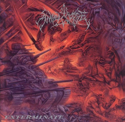 Angelcorpse - Exterminate CD